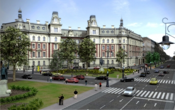 New projects and recently build - Andrassy Palazo